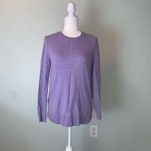 Banana Republic purple Filpucci wool Sweater #3261
